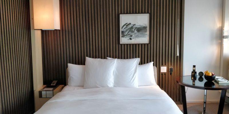 Park Hyatt Shanghai Zimmer 2