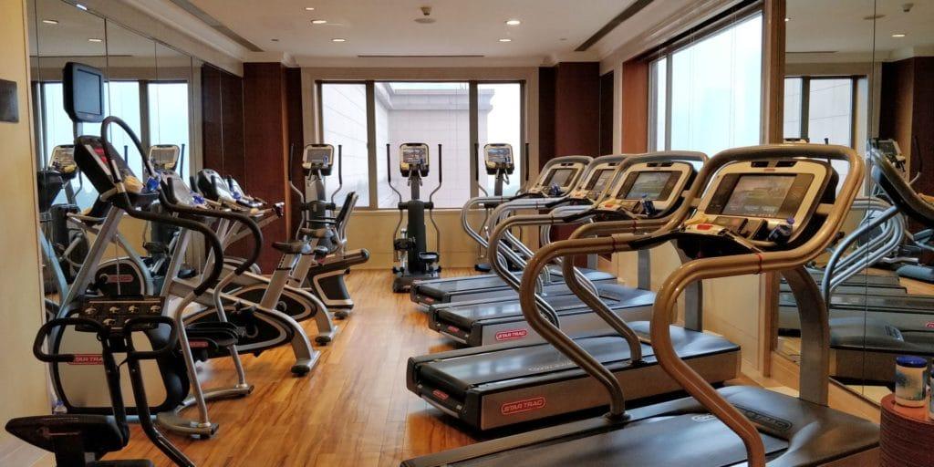 Pudong Shangri La Shanghai Fitness