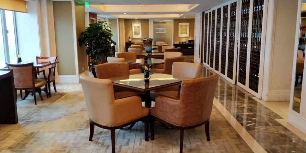 Pudong Shangri La Shanghai Lounge 3