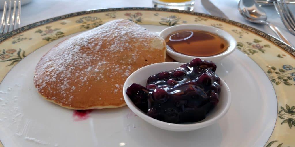 Pudong Shangri La Shanghai Lounge Frühstück 11