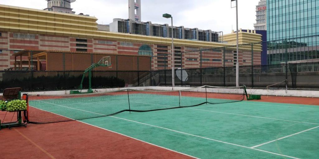 Pudong Shangri La Shanghai Tennis