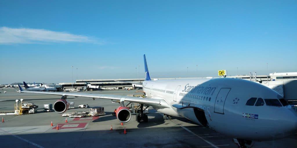 SAS Airbus A340