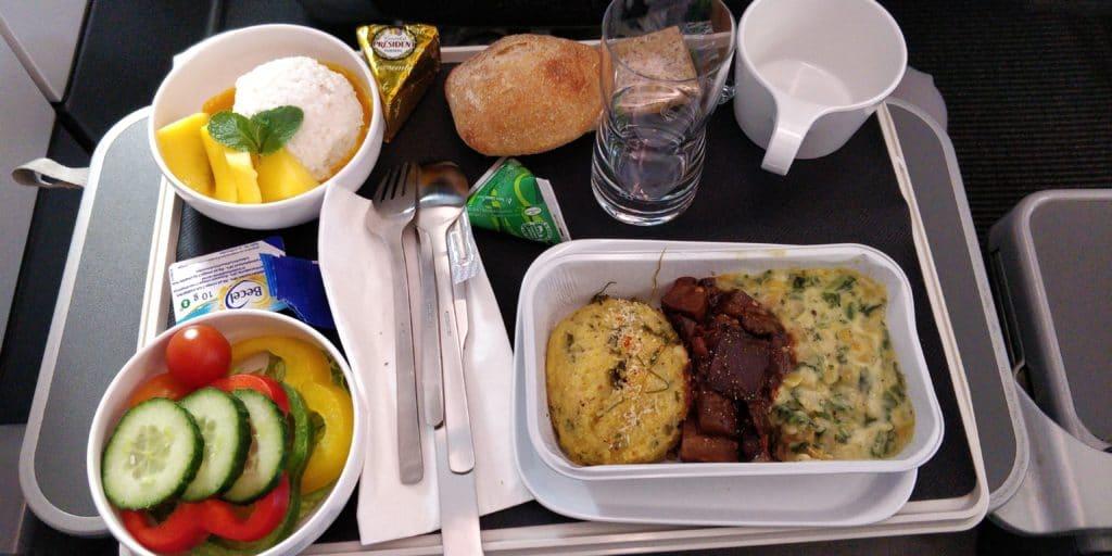SAS Plus Premium Economy Class Essen