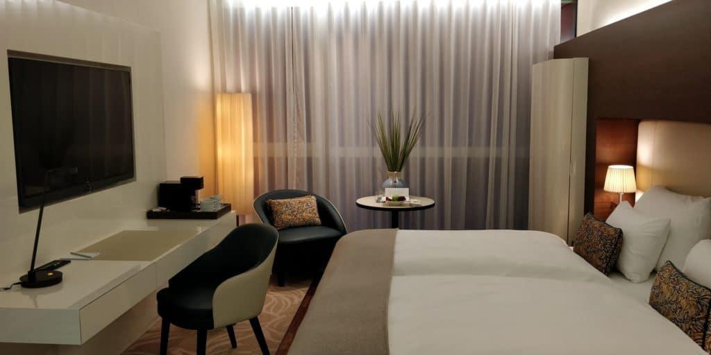 SIDE Design Hotel Hamburg Zimmer