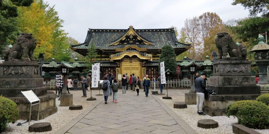 Schrein Tokio