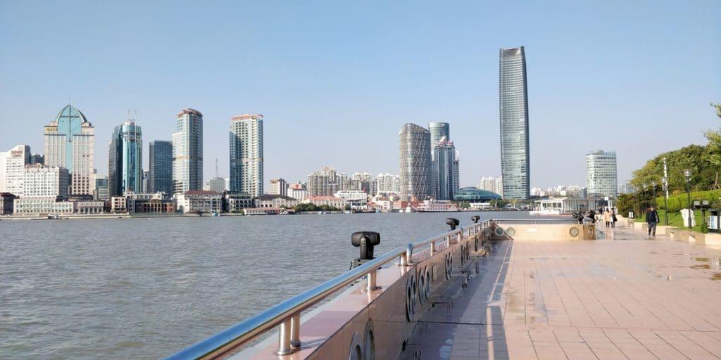 Shanghai Pudong Promenade 2