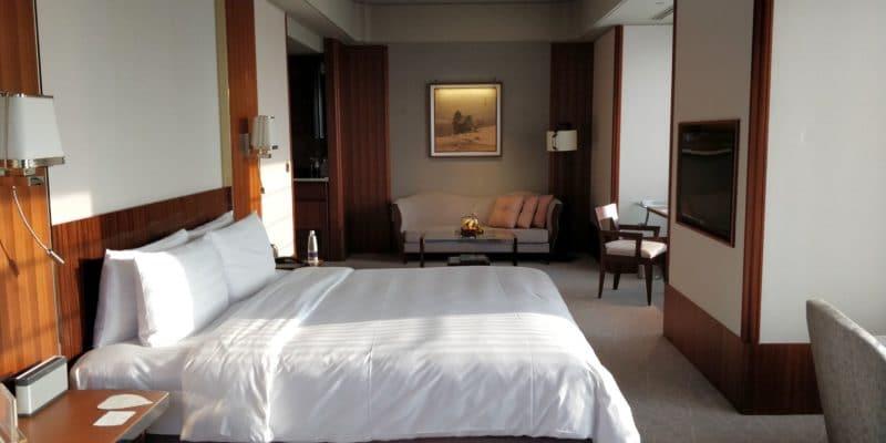 Shangri La Taipeh Zimmer