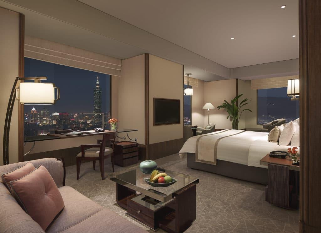 Shangri La Taipei Webseite