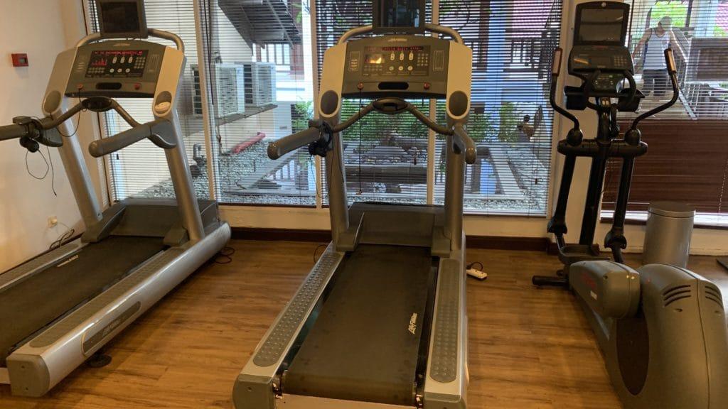 Sheraton Senggigi Fitness 1