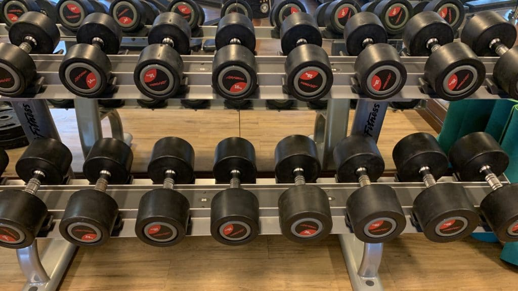 Sheraton Senggigi Fitness 2