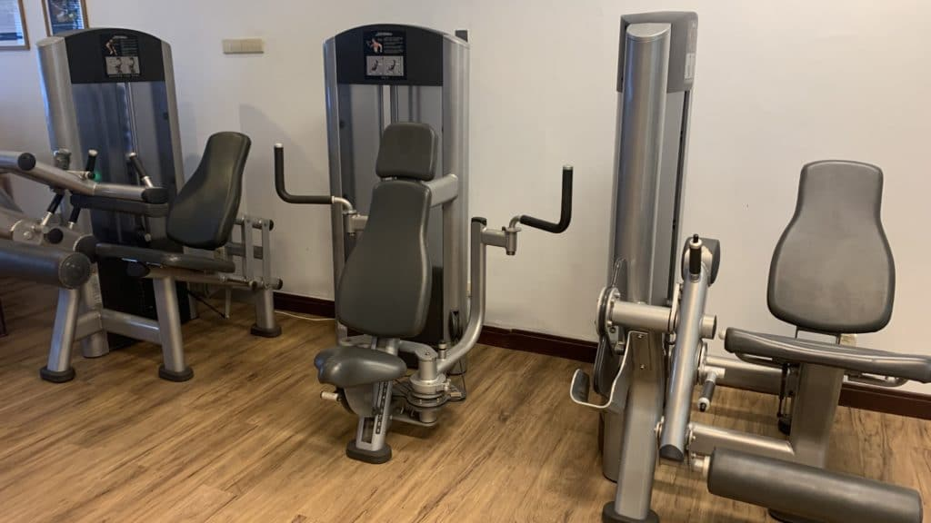 Sheraton Senggigi Fitness 3