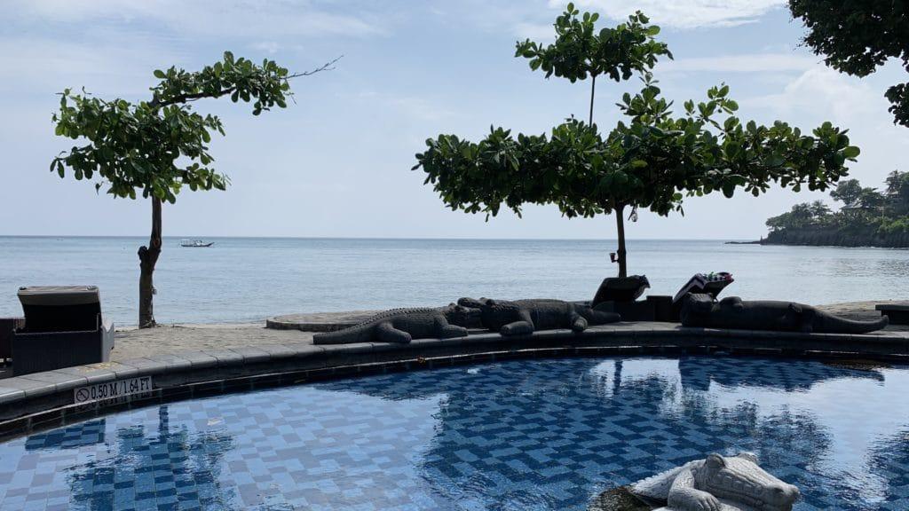 Sheraton Senggigi Pool 1