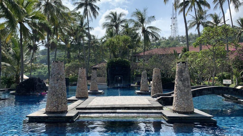 Sheraton Senggigi Pool 2