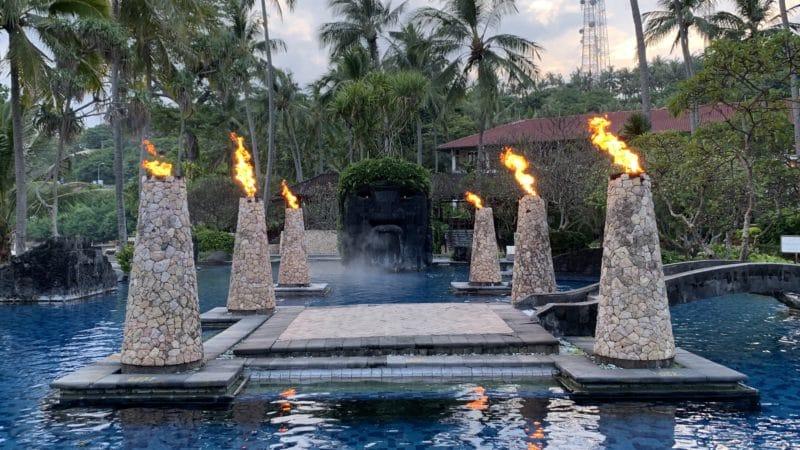 Sheraton Senggigi Pool 3
