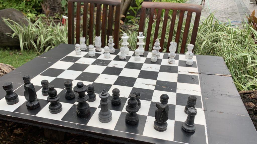 Sheraton Senggigi Schach