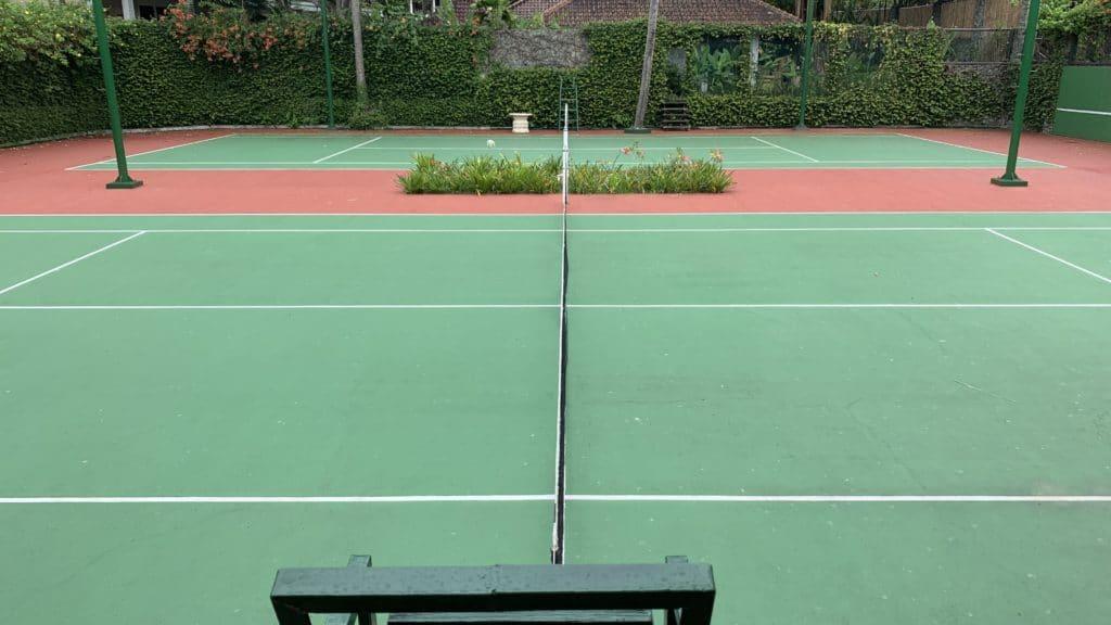 Sheraton Senggigi Tennis
