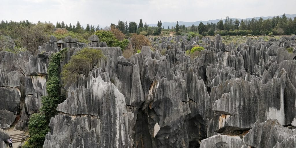 Shilin Stone Forest Kunming 2
