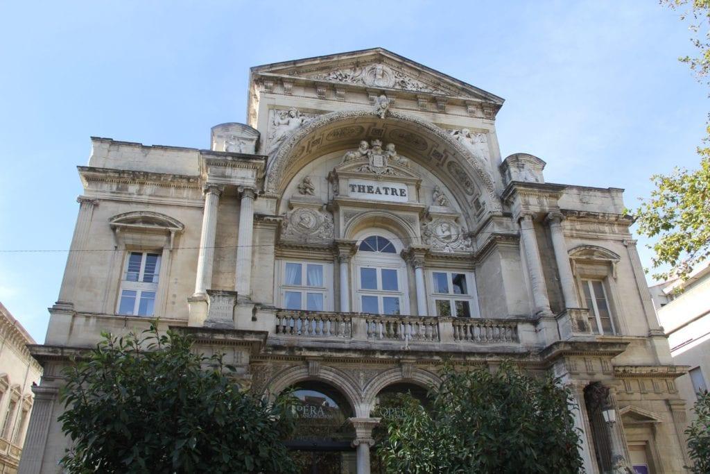 Theatre Municipal Avignon