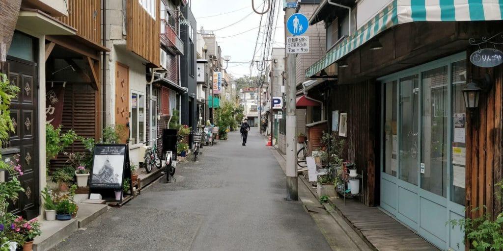 Tokio Straßen