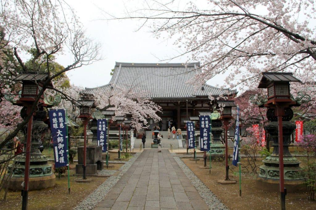 Tokio Ueno Tempel