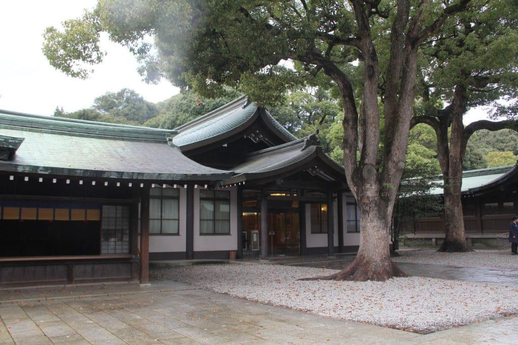 Tokyo Meiji Schrein