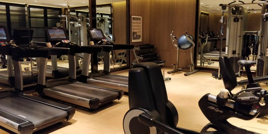 Waldorf Astoria Peking Fitness