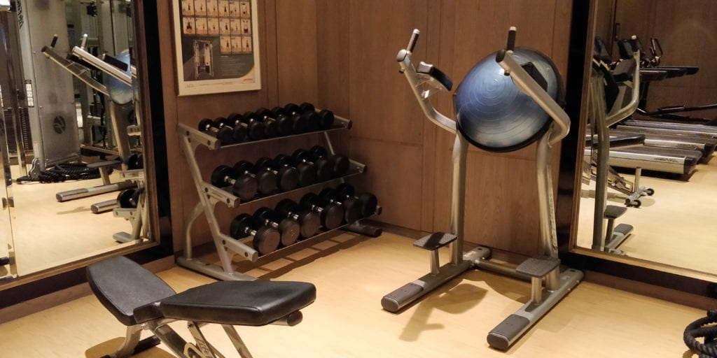 Waldorf Astoria Peking Fitness 2