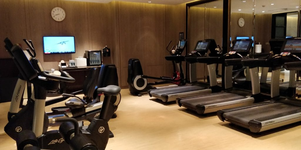 Waldorf Astoria Peking Fitness 3