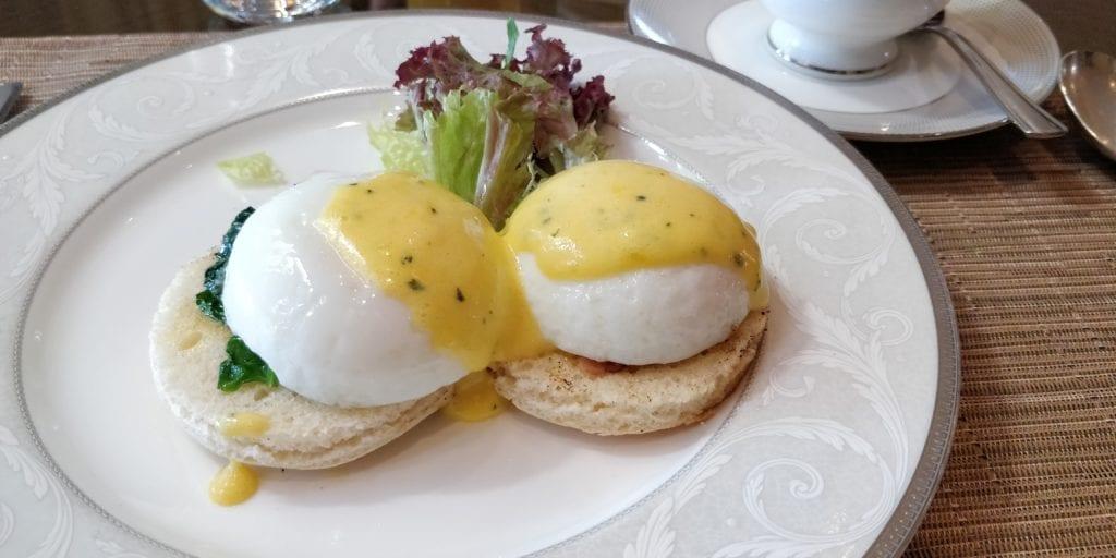 Waldorf Astoria Peking Frühstück 10