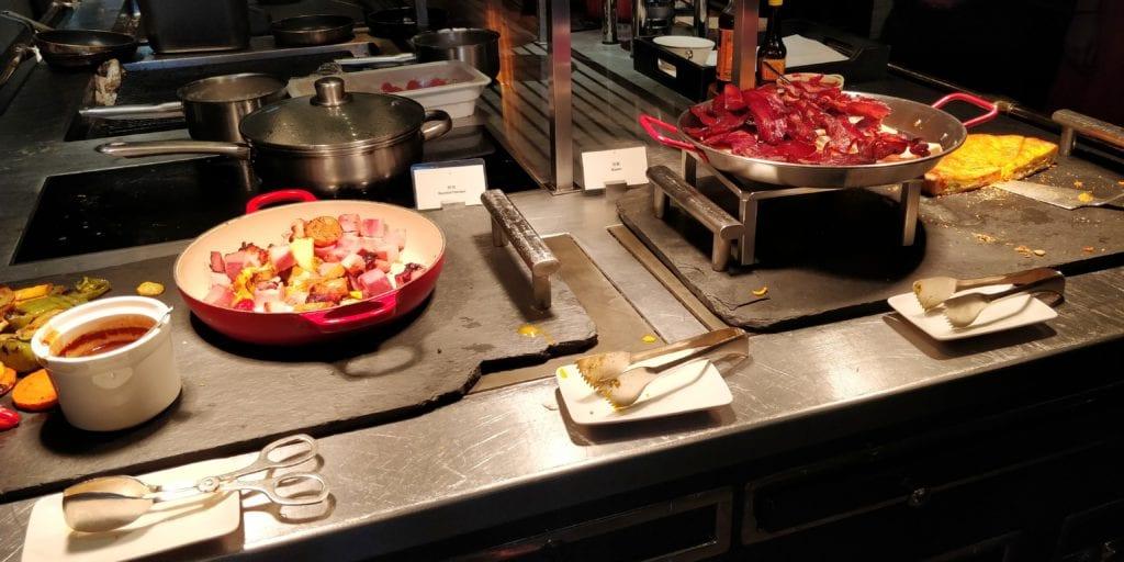 Waldorf Astoria Peking Frühstück 3