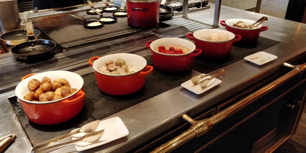 Waldorf Astoria Peking Frühstück 4