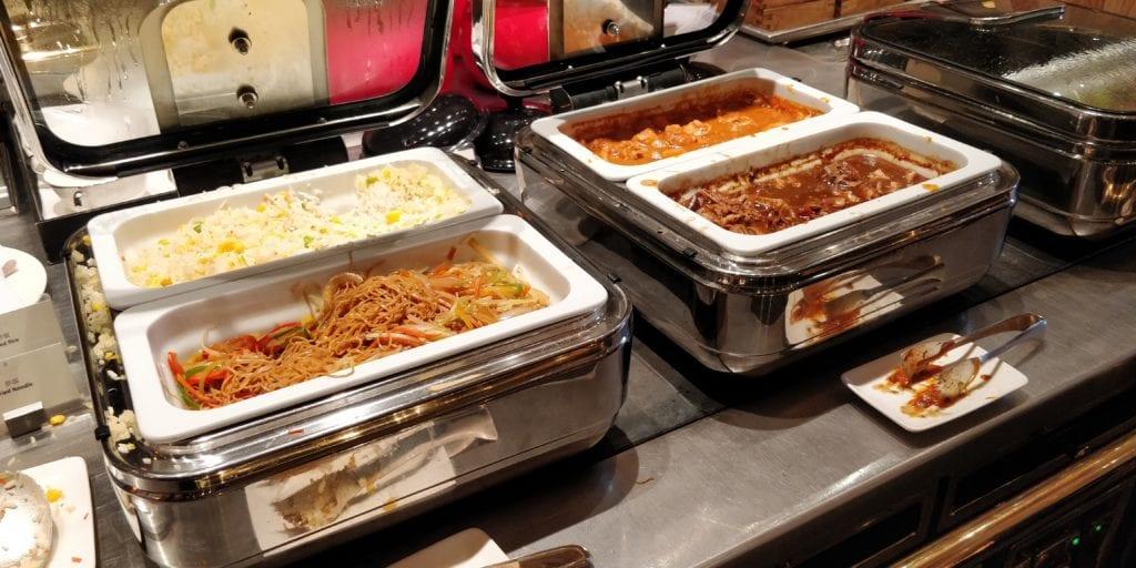 Waldorf Astoria Peking Frühstück 5