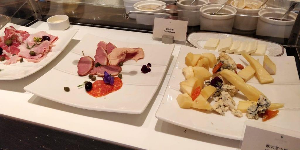 Waldorf Astoria Peking Frühstück 6