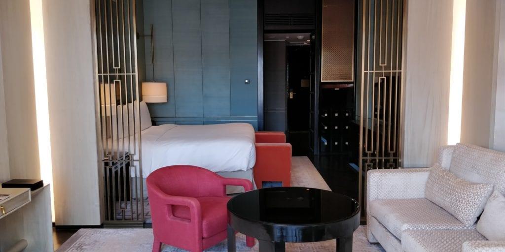 Waldorf Astoria Peking Zimmer 10