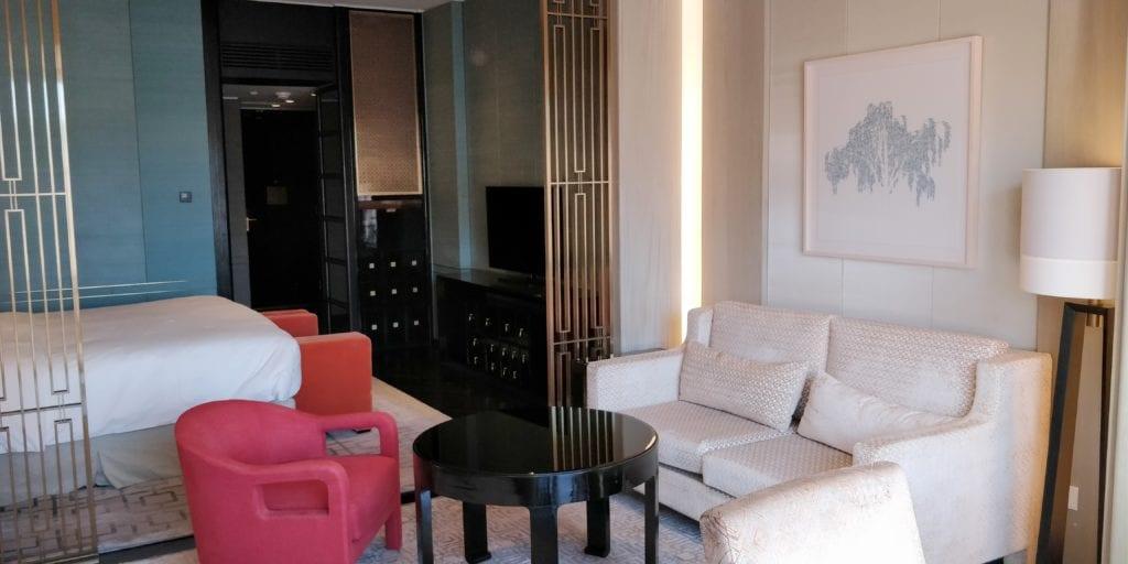 Waldorf Astoria Peking Zimmer 12