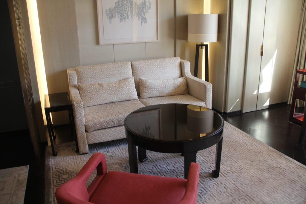 Waldorf Astoria Peking Zimmer 3