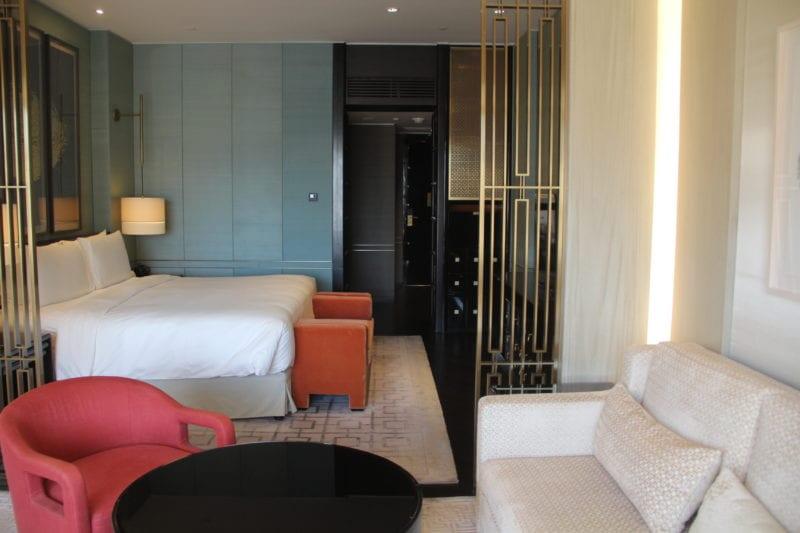 Waldorf Astoria Peking Zimmer 6