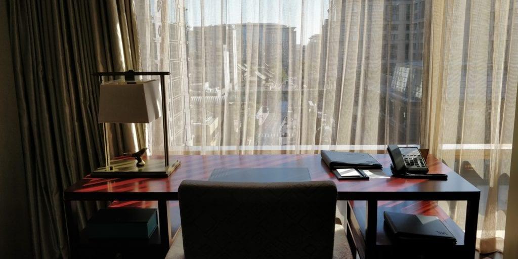 Waldorf Astoria Peking Zimmer 9