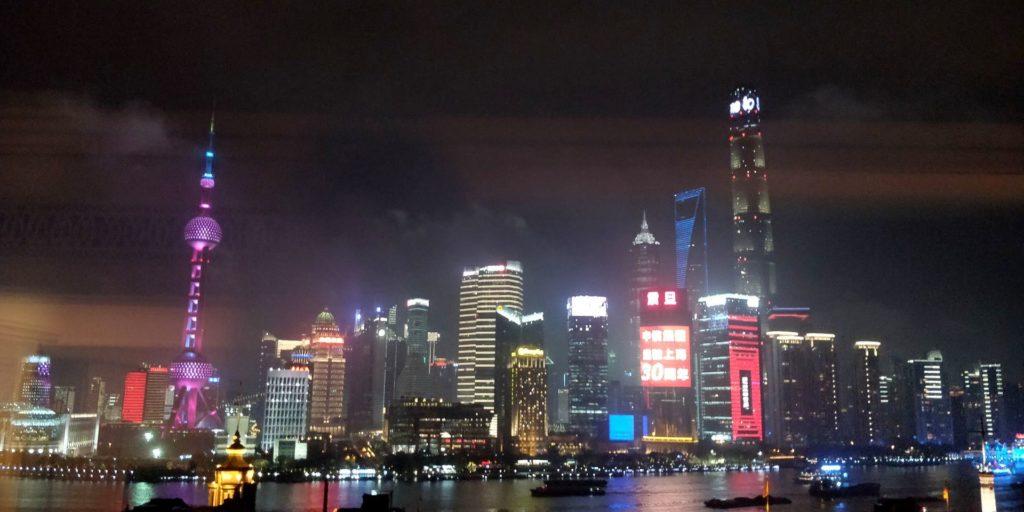 Waldorf Astoria Shanghai Ausblick 3