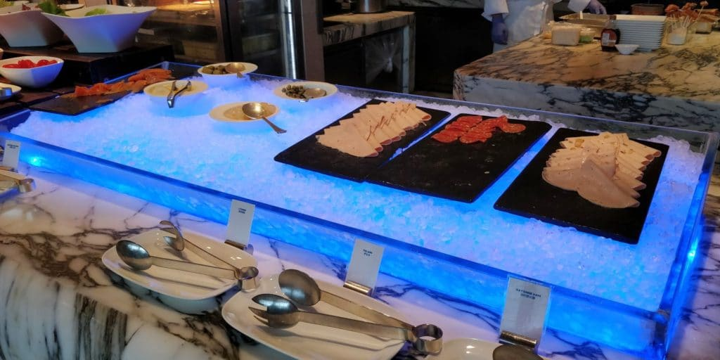 Waldorf Astoria Shanghai Frühstück 5