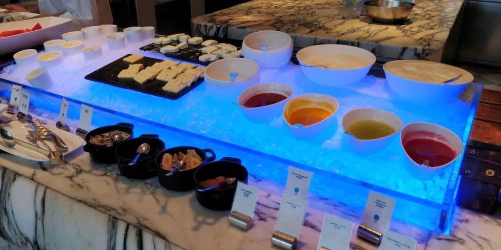 Waldorf Astoria Shanghai Frühstück 6