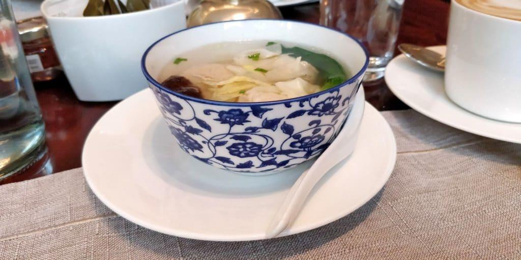 Waldorf Astoria Shanghai Frühstück 9