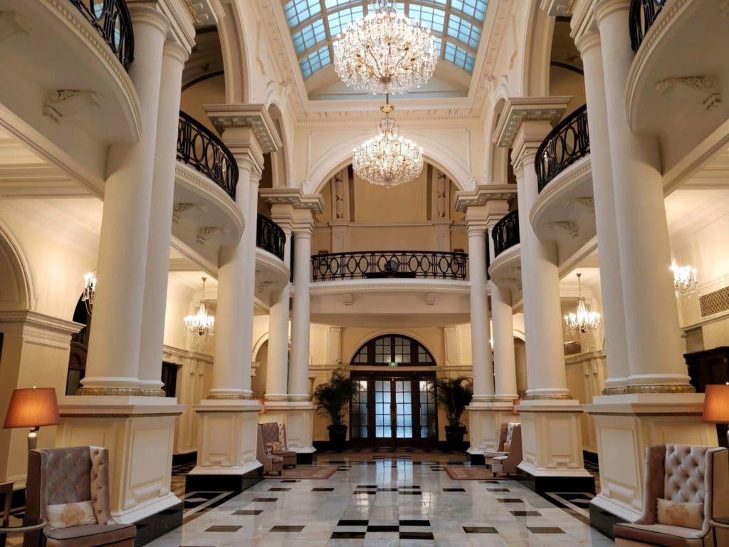 Waldorf Astoria Shanghai Historie