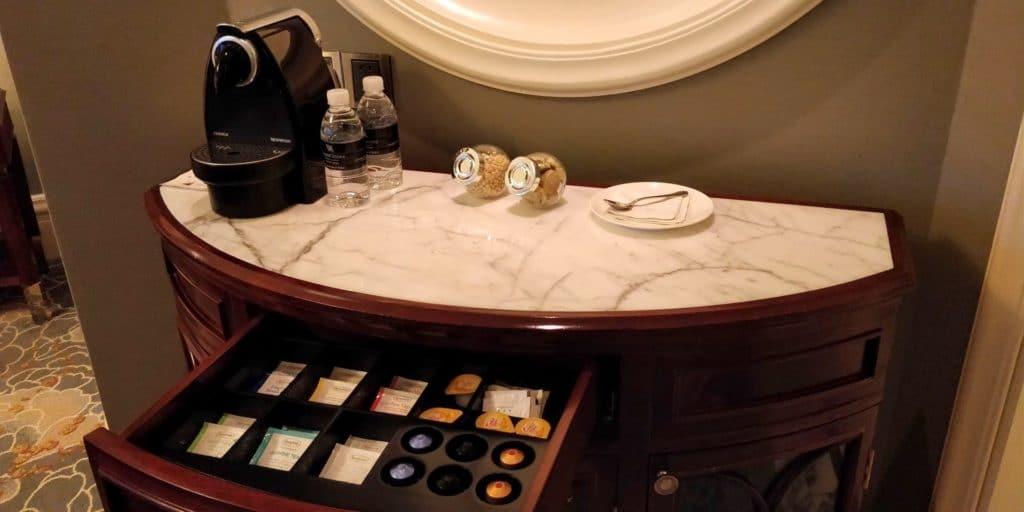Waldorf Astoria Shanghai Zimmer 10