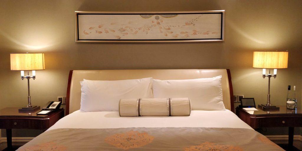 Waldorf Astoria Shanghai Zimmer 2