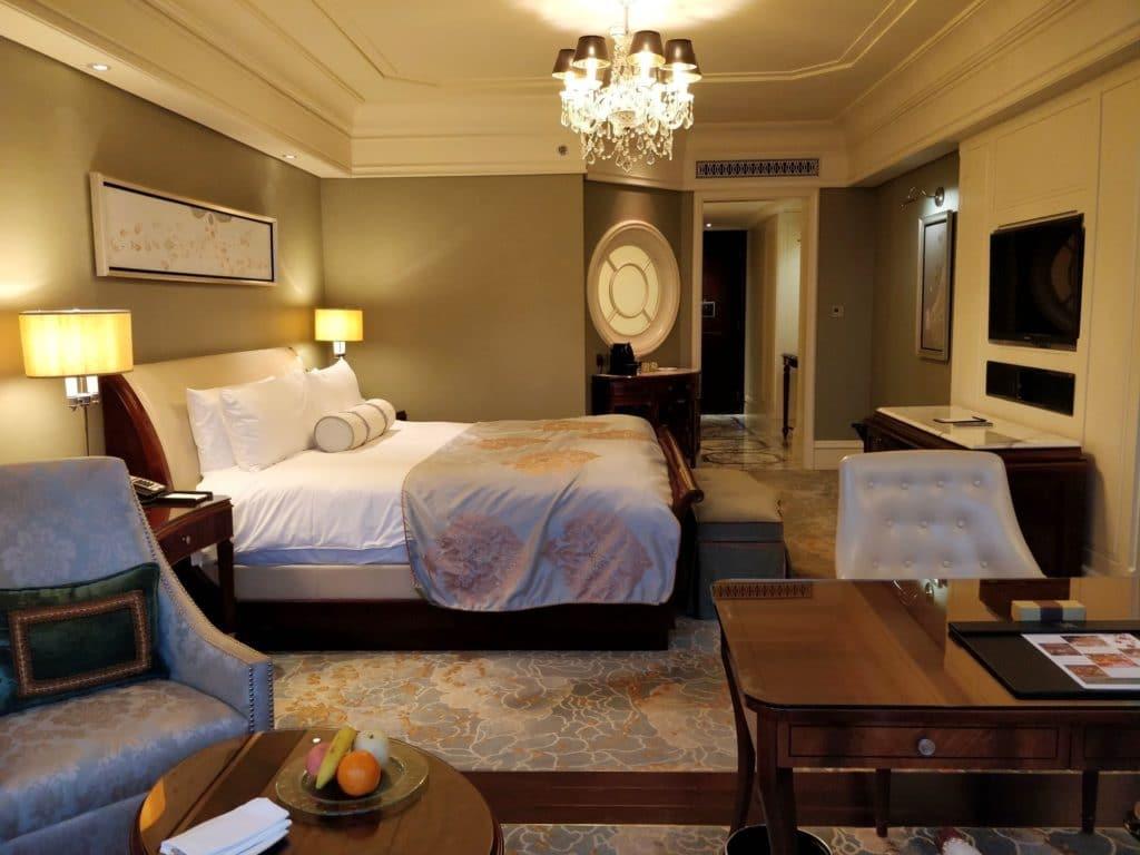 Waldorf Astoria Shanghai Zimmer 7