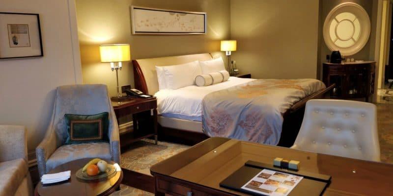 Waldorf Astoria Shanghai Zimmer 8
