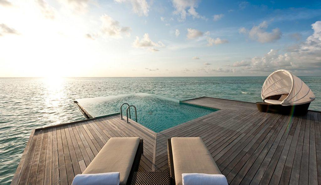 Water Villa Conrad Maldives