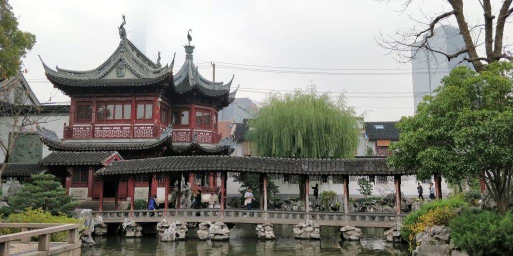 Yu Yuan Gardens Shanghai 2