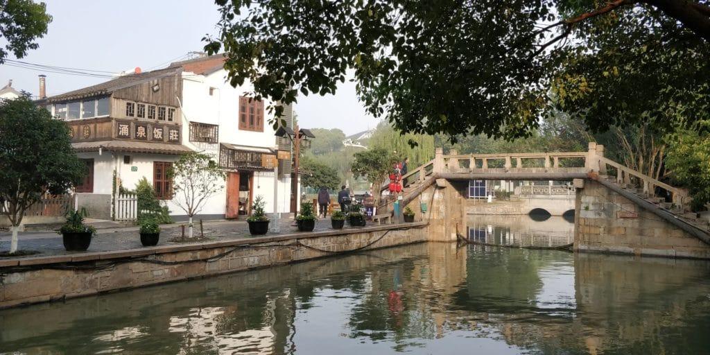 Zhujiajiao Altstadt